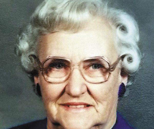 Edna Schmidt 99 Tracy Headlight Herald